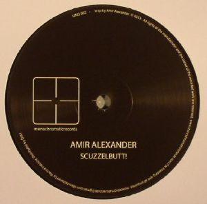ALEXANDER, Amir/BANFIELD AUDIO - MNC 002