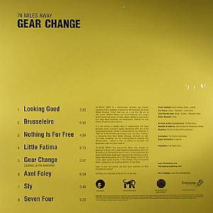 74 MILES AWAY - Gear Changes