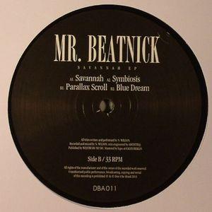 MR BEATNICK - Savannah EP