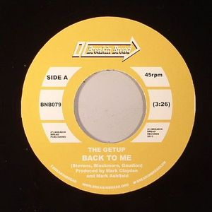 GETUP, The - Back To Me