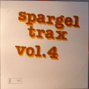 48V SPARGEL BROTHERS/CLUB PARANOIA/SLAZENGER'S PEOPLE/FREEMAN - Spargel Trax Vol 4: Record Store Day 2013