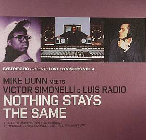 DUNN, Mike meets VICTOR SIMONELLI/LUIS RADIO - Nothing Stays The Same
