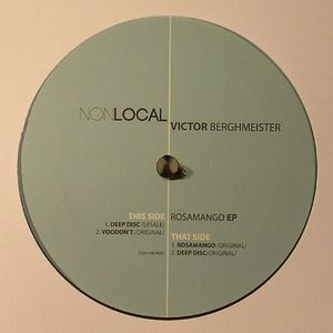 BERGHMEISTER, Victor - Rosamango EP