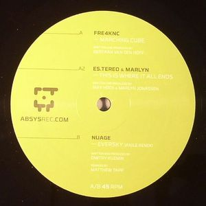 FRE4KNC/ES TEREO/MARLYN/NUAGE/ANILE - Marching Cube