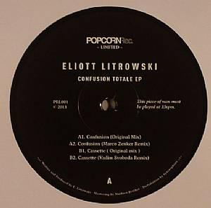 LITROWSKI, Eliott - Confusion Totale EP