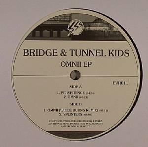 BRIDGE & TUNNEL KIDS aka JORGE VELEZ - Omnii EP