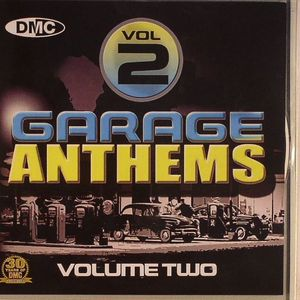 VARIOUS - Garage Anthems Vol 2 (Strictly DJ Only)