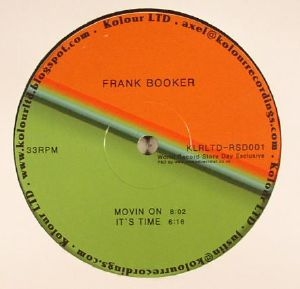 BOOKER, Frank/UGLY DRUMS/CHESNEY - It's Time