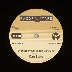 SANO, Kan - Everybody Loves The Sunshine