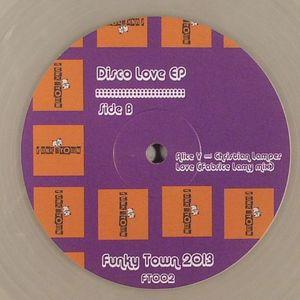 MAW/ALICE V/CHRISTIAN LAMPER - Disco Love EP
