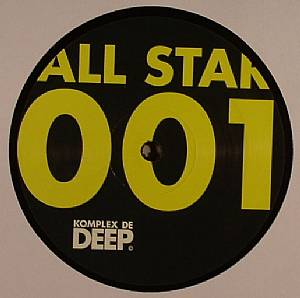 AUBREY/IFUME - All Star 001