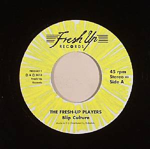 FRESH UP PLAYERS, The - Blip Culture