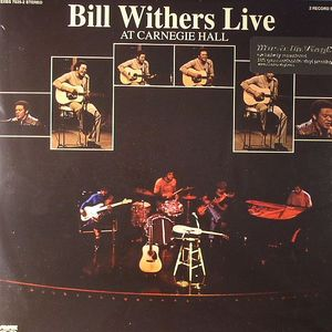 WITHERS, Bill - Live At Carnegie Hall (remastered)
