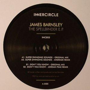 BARNSLEY, James - The Spellbinder EP