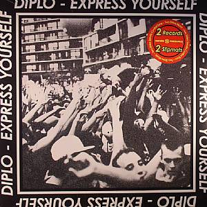 DIPLO - Express Yourself EP (Serato Control Vinyl Collab)