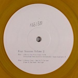 WHIM EE/PITTSBURGH TRACK AUTHORITY/ANAXANDER/PERSUS TRAXX/LOST IN THE SOUND - Four Seasons Volume 2