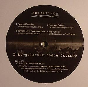 WELCH, Mick/RAI SCOTT/MILES SAGNIA/BRAD PETERSON - Intergalactic Space Odyssey