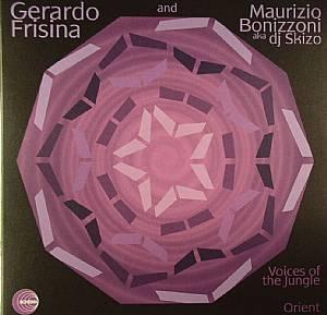 FRISINA, Gerardo/MAURIZIO BONIZZONI - Voices Of The Jungle