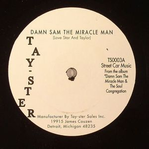 DAMN SAM THE MIRACLE MAN/THE SOUL CONGREGATION - Damn Sam The Miracle Man