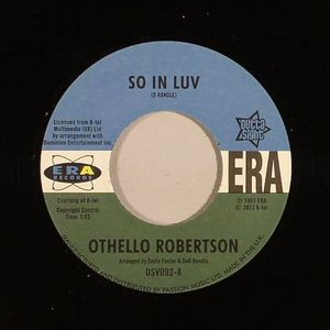 ROBERTSON, Othello/STEVE FLANAGAN - So In Luv