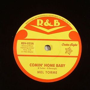 TORME, Mel/THE DAVE BAILEY QUINTET - Comin' Home Baby (reissue)