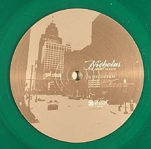 NICHOLAS feat JESSY ALLEN - Stronger