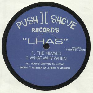 LHAS - The Hevalo (reissue)