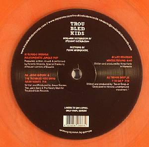 MIRANDA, Ricardo/JESUS GONSEV/THE TROUBLED KIDS GANG/LIFE RECORDER/TREVOR DEEP JR - Stuntman Mike Car's Soundtrack Part 1