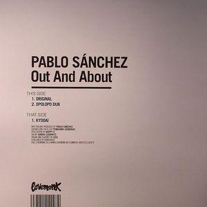 SANCHEZ, Pablo - Out & About