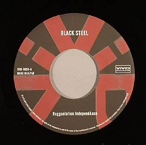 REGGAELATION INDEPENDANCE - Black Steel