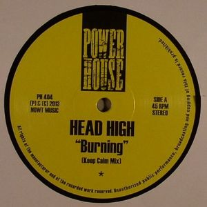 HEAD HIGH aka SHED - Burning