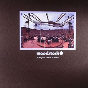 VARIOUS - Woodstock 3 Days Of Peace & Music: 40th Anniversary
