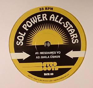 SOL POWER ALL STARS - Mesdames Yo