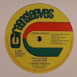 HUDSON, Keith - Bloody Eyes EP