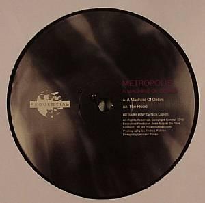 METROPOLIS - A Machine Of Desire