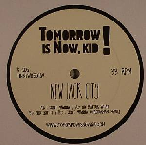 NEW JACK CITY - New Jack City EP