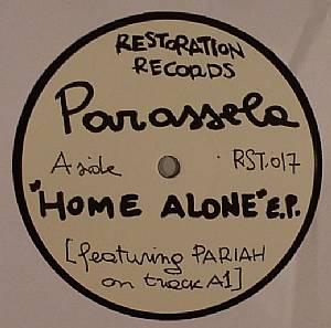 PARASSELA aka THE ANALOGUE COPS/BLAWAN feat PARIAH - Home Alone EP