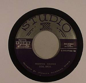 SOUL BROTHERS - Freedom Sounds
