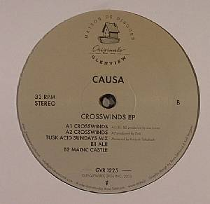 CAUSA - Crosswinds EP