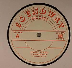 MAWI, Jimmy - Black Dialogue