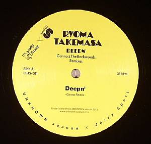 TAKEMASA, Ryoma - Deepn' (Gonno & The Backwoods Remixes)