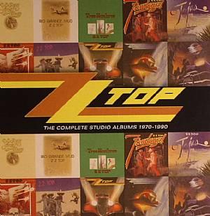 ZZ TOP - The Complete Studio Albums 1970-1990