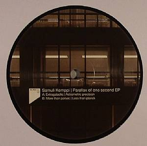 KEMPPI, Samuli - Parallax Of One Second EP