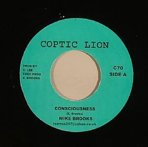 BROOKS, Mike - Consciousness