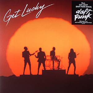 DAFT PUNK feat PHARRELL WILLIAMS/NILE RODGERS - Get Lucky