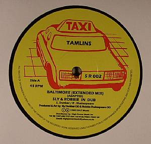 TAMLINS/SLY & ROBBIE/THE TAXI GANG - Baltimore