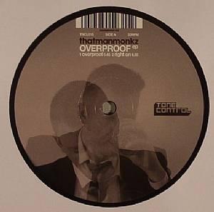 THATMANMONKZ - Overproof EP