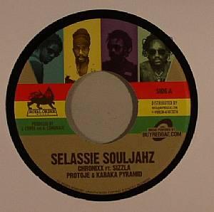 CHRONIXX/PROTOJE/KABAKA PYRAMID feat SIZZLA - Selassie Souljahz