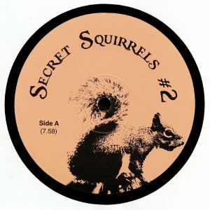 SECRET SQUIRREL - Secret Squirrels #2