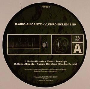 ALICANTE, Ilario - V Chronicles #2 EP